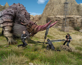 Sprawdź demo Final Fantasy XV na PC