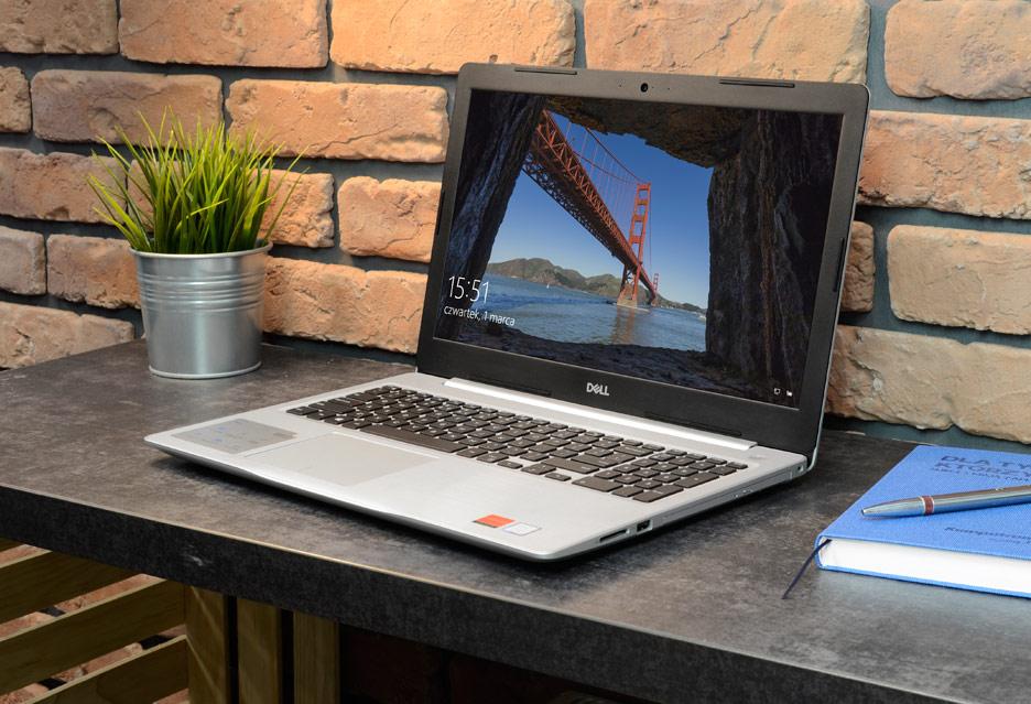 Dell Inspiron 15 5570 - laptop uniwersalny za mniej niż 3 tys. zł | zdjęcie 1