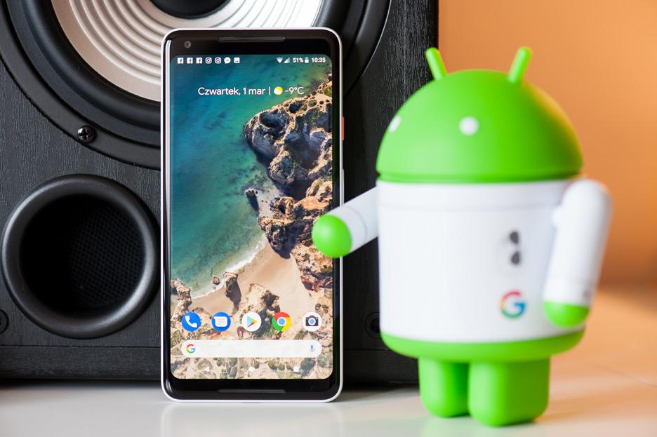 Google Pixel 2 XL - bardzo szybki i bardzo drogi | zdjęcie 1