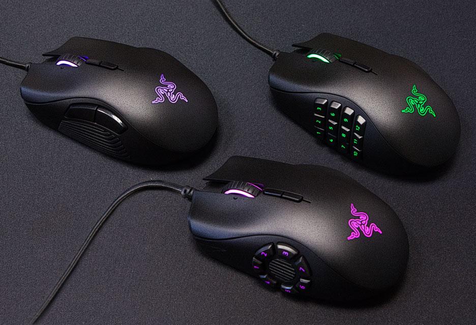 Razer Naga Trinity – trzy gamingowe myszy w cenie jednej | zdjęcie 1