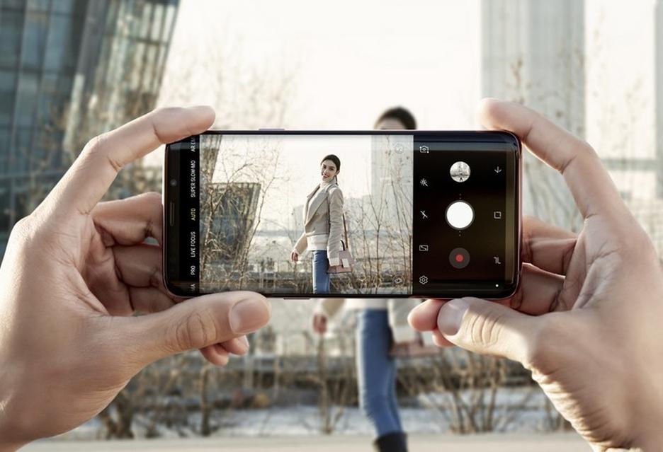 Galaxy S9+ nowym królem mobilnej fotografii, przynajmniej wedle DxOMark Mobile