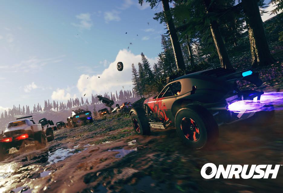 Gameplay z Onrush - efektowne i zwariowane wyścigi wyglądają tak [AKT.]