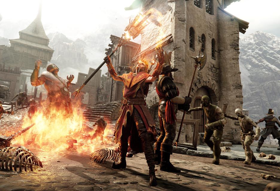 Warhammer: Vermintide 2 po premierze - dobre wyniki [AKT. II]