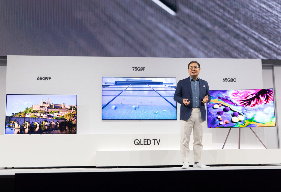 Nowe telewizory Samsung QLED 2018 - relacja z premiery | zdjęcie 1