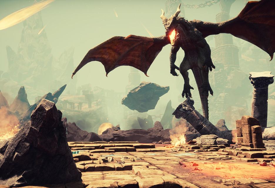 Magiczna rzeczywistość wirtualna - dziś premiera polskiej gry The Wizards