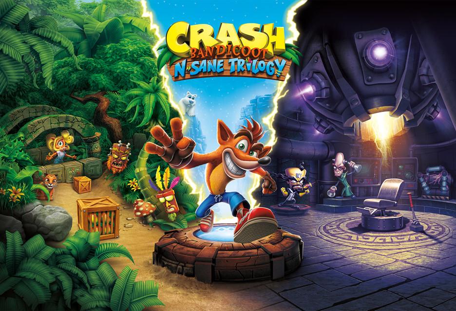 Crash Bandicoot N. Sane Trilogy zmierza na PC i kolejne konsole [AKT.]