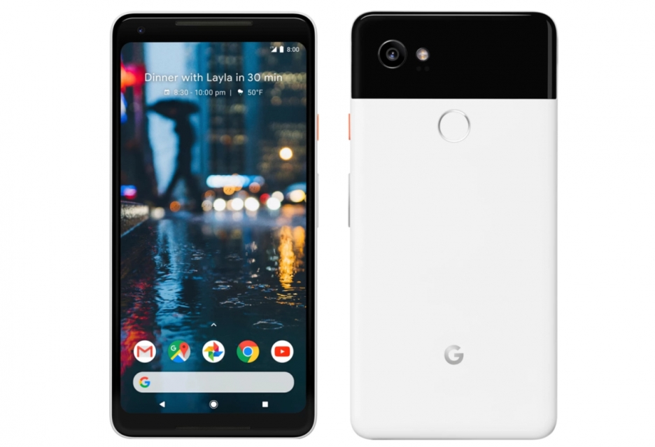 Google Pixel 2 XL z coraz szerszą dostępnością i nieco niższą ceną