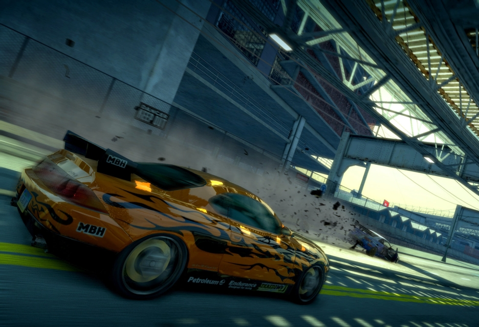 Burnout Paradise Remastered trafia do EA Access