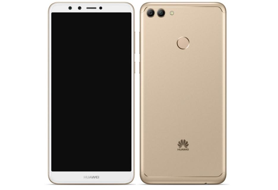 Huawei Y9 (2018) - wyświetlacz 18:9 i przystępna cena