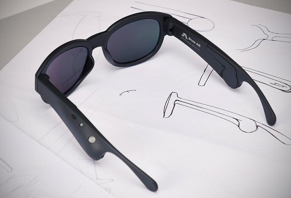 Dźwięk ponad obraz - inteligentne okulary Bose