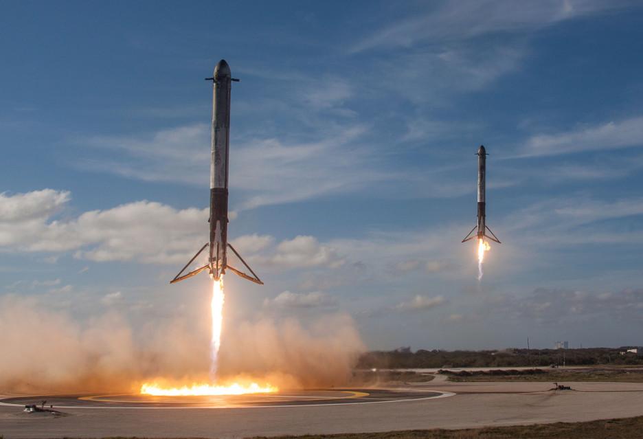 SpaceX: piękne podsumowanie ostatniego osiągnięcia i zapowiedź kolejnego