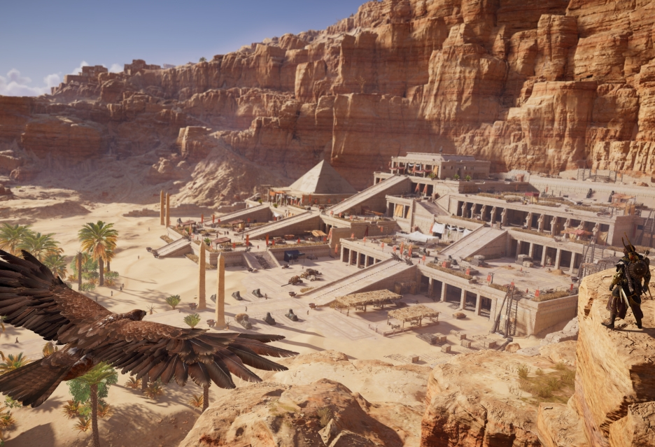 Premierowy zwiastun Assassin's Creed Origins: The Curse of the Pharaohs