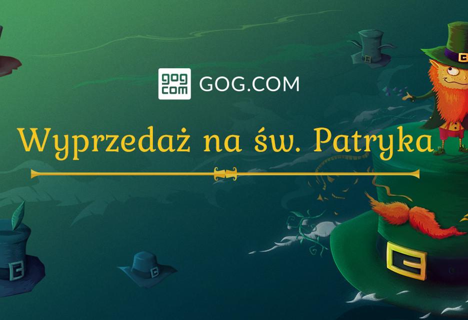 Ponad 300 gier taniej nawet o 90% - na GOG-u trwa Wyprzedaż na św. Patryka