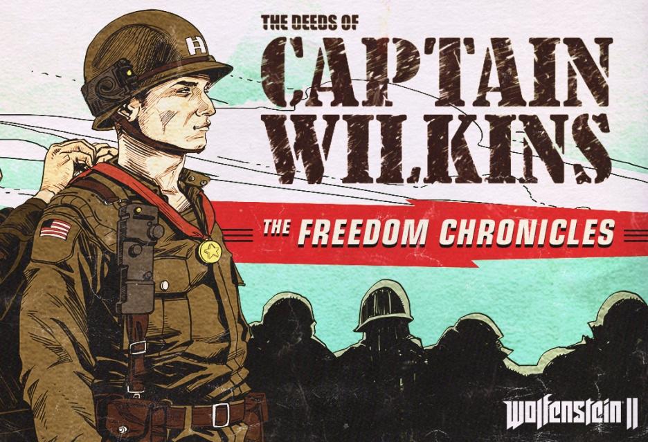 Dziś premiera Wolfenstein II: Wyczyny kapitana Wilkinsa