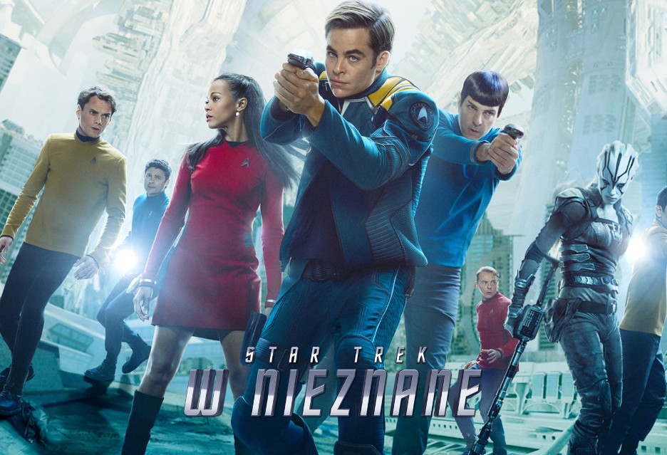 Film Star Trek: W nieznane dostępny na Netflix