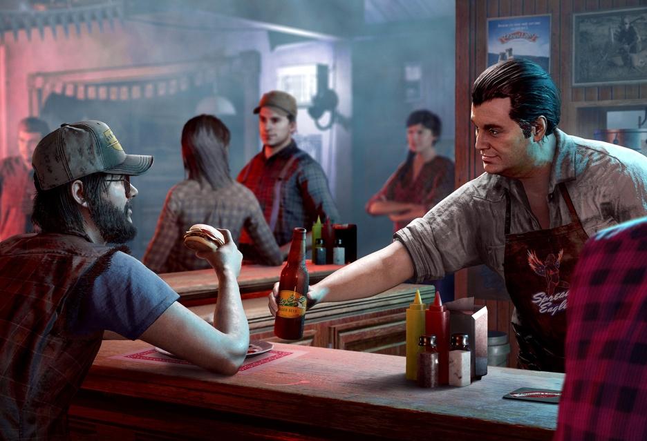 Far Cry 5 będzie zawierał mikropłatności