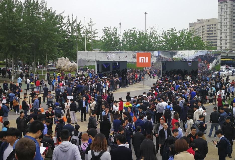 Otwarcie pierwszego salonu Xiaomi w Polsce z gigantycznymi rabatami