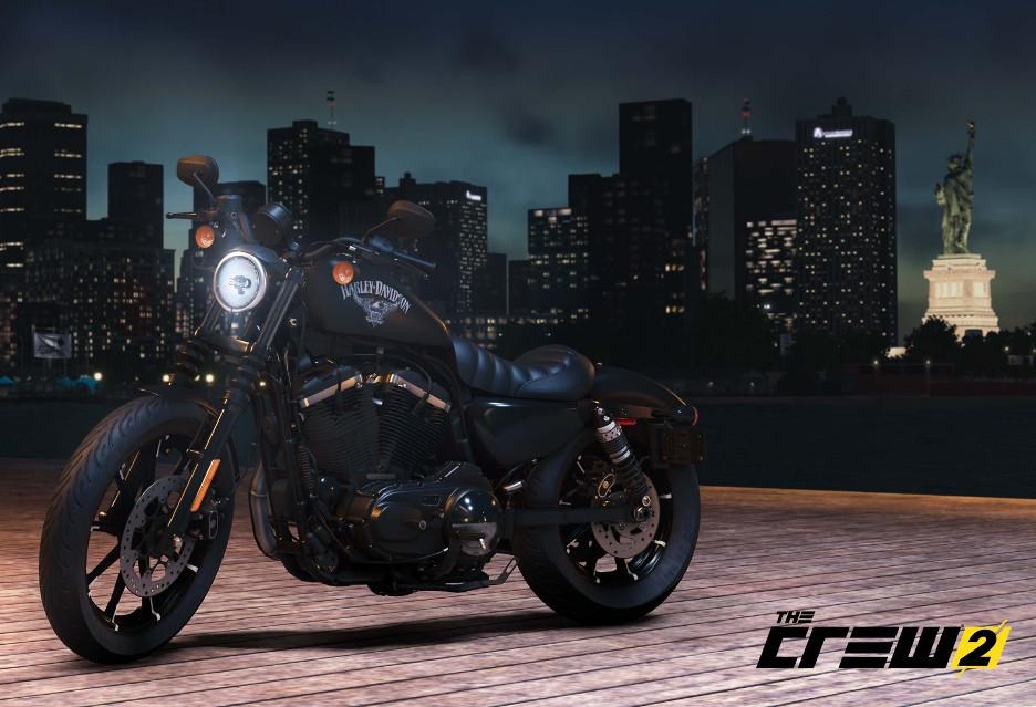 Nowy zwiastun The Crew 2 przypomina o marce Harley-Davidson
