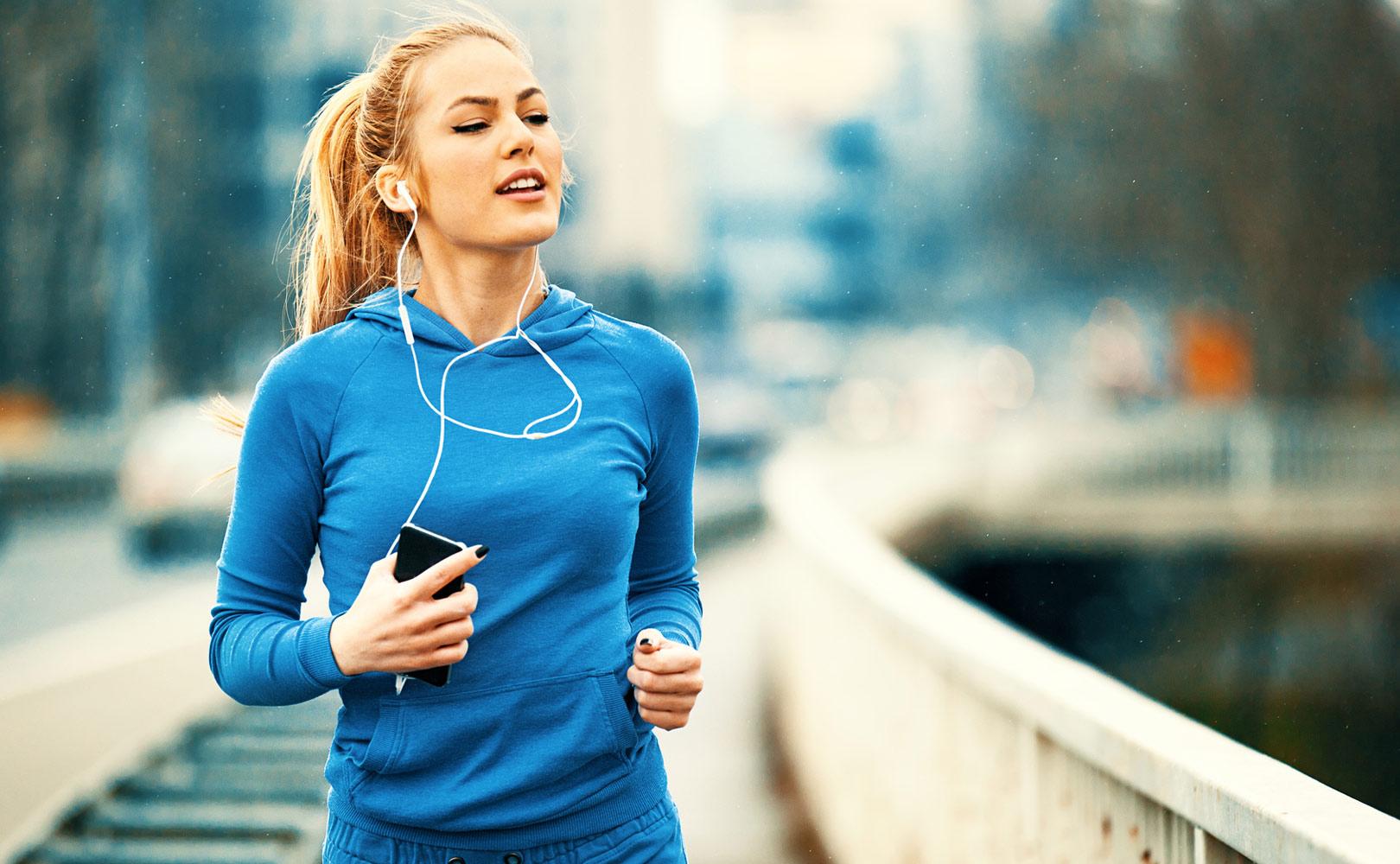 Sportowe słuchawki Bluetooth do biegania Jogging