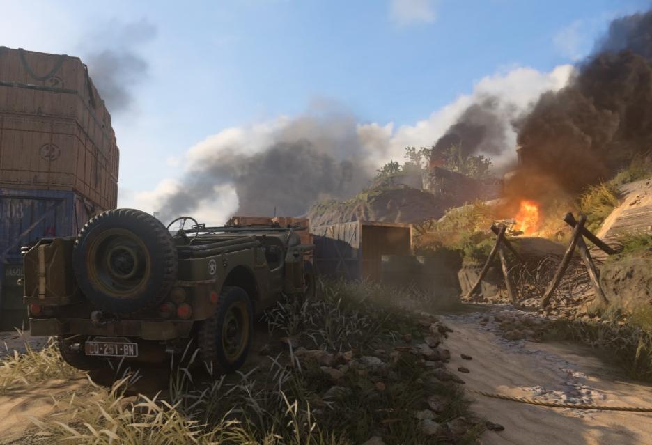 Call of Duty: WWII z nową mapą - Shipment 1944