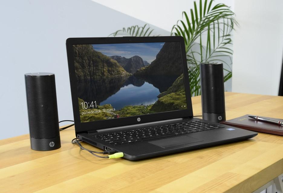 HP 15-ra048nw – test taniego laptopa za 1399 zł | zdjęcie 1