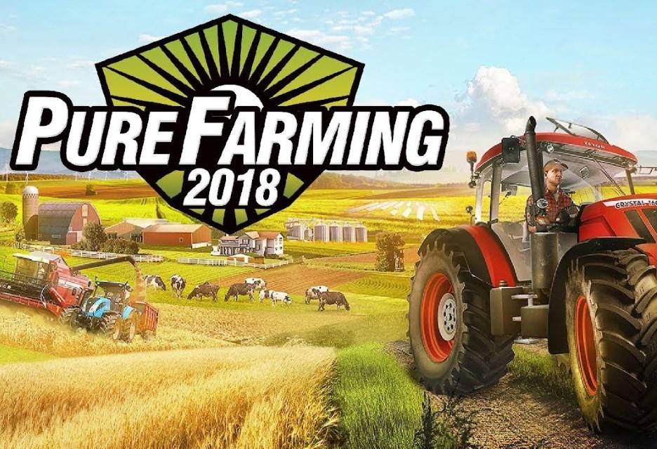 Pure Farming 2018 – wstęp do rolnictwa, podręcznik podstawowy | zdjęcie 1