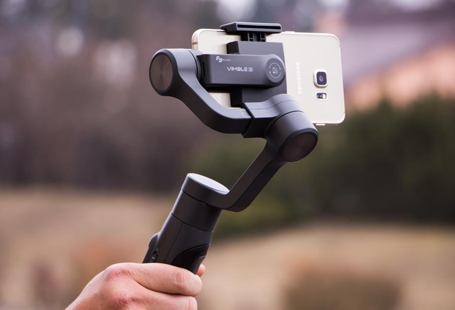 Feiyu-Tech Vimble 2 – gimbal dla fanów selfików | zdjęcie 1