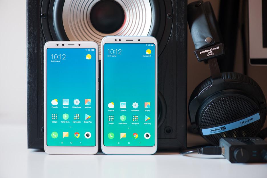 Xiaomi Redmi 5 czy Redmi 5 Plus - który kupić? | zdjęcie 1