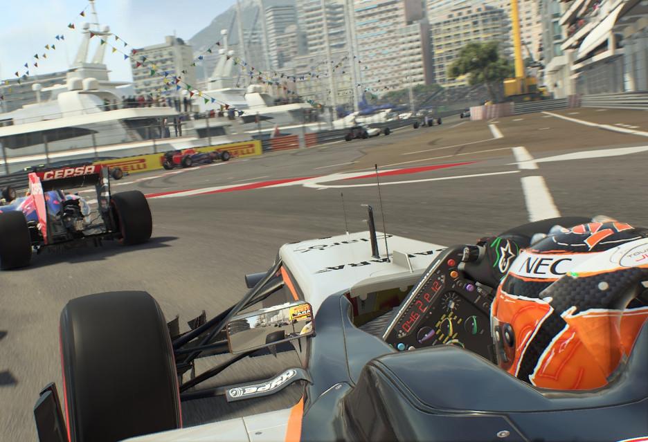 Gra F1 2015 na PC za darmo
