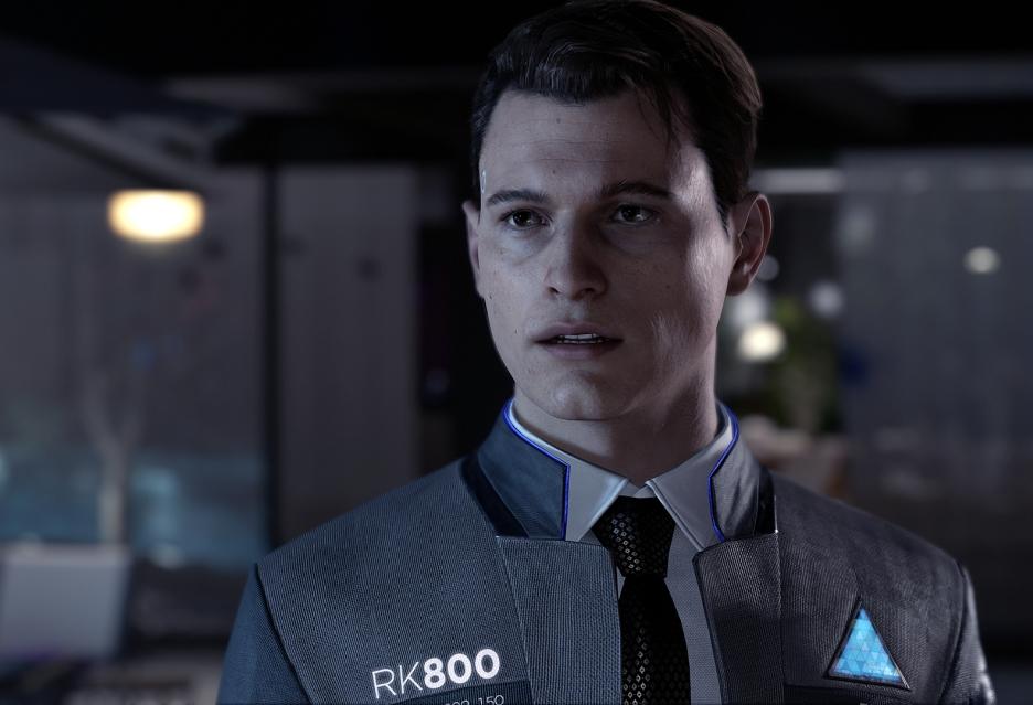 Sony przedstawia bohaterów Detroit: Become Human