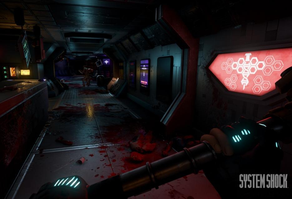 Remake System Shock planowany dopiero na 2020 rok