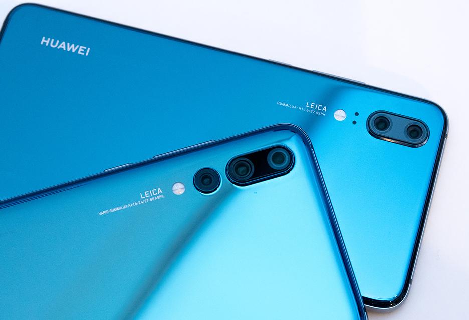Premiera Huawei P20 Pro i P20 - pierwszy oficjalny rzut okiem na nowe smartfony