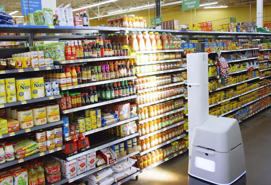 Roboty w Walmarcie nie jako zastępstwo, lecz jako pomoc