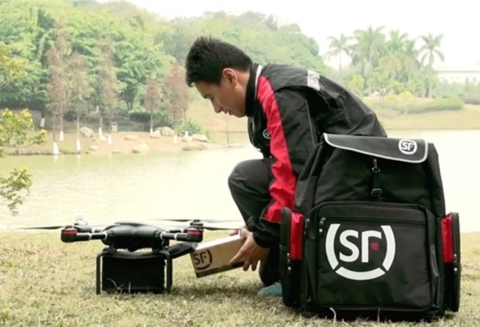Dronowi kurierzy o krok bliżej