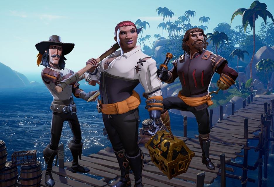 Sea of Thieves – ciężki jest żywot pirata | zdjęcie 1