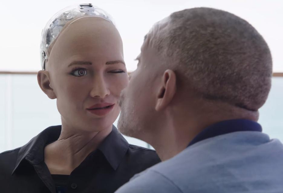 Rozmowa z robotem online dating