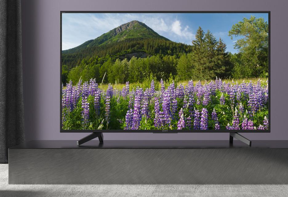 Nowe telewizory 4K HDR od Sony - XF83 i XF70