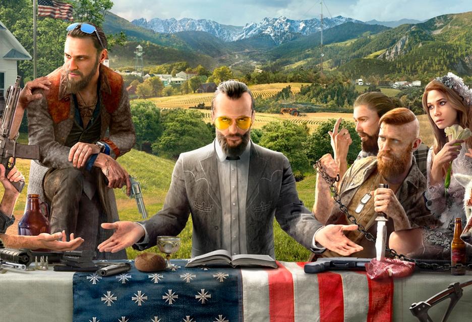 Far Cry 5 dużym sukcesem - takiego debiutu nie miała żadna z poprzednich odsłon serii