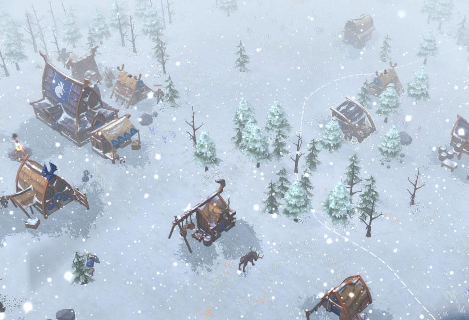 Northgard - mamy nowe Settlers? 10 rzeczy, które musisz wiedzieć | zdjęcie 1