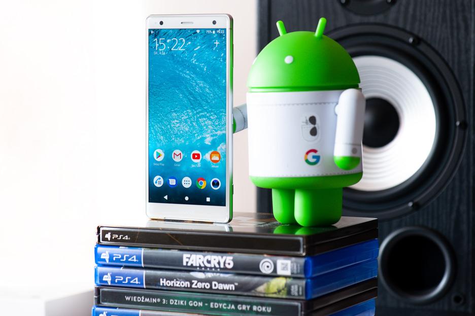 Sony Xperia XZ2 - czy warto kupić? | zdjęcie 3