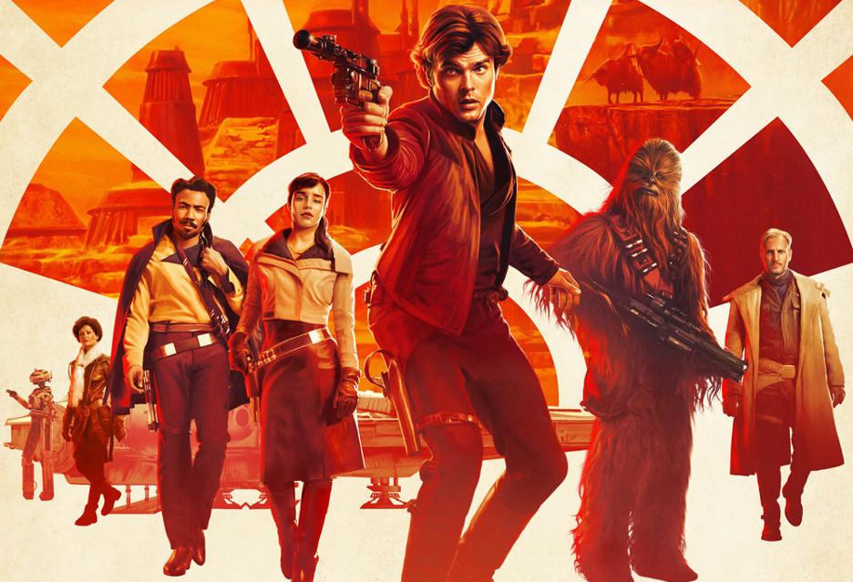 Han Solo gotowy do wejścia na ekrany kin [AKT.]