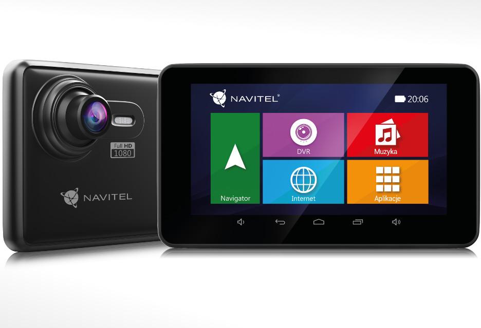 Wideorejestrator, nawigacja i coś jeszcze - Navitel RE900 Combo