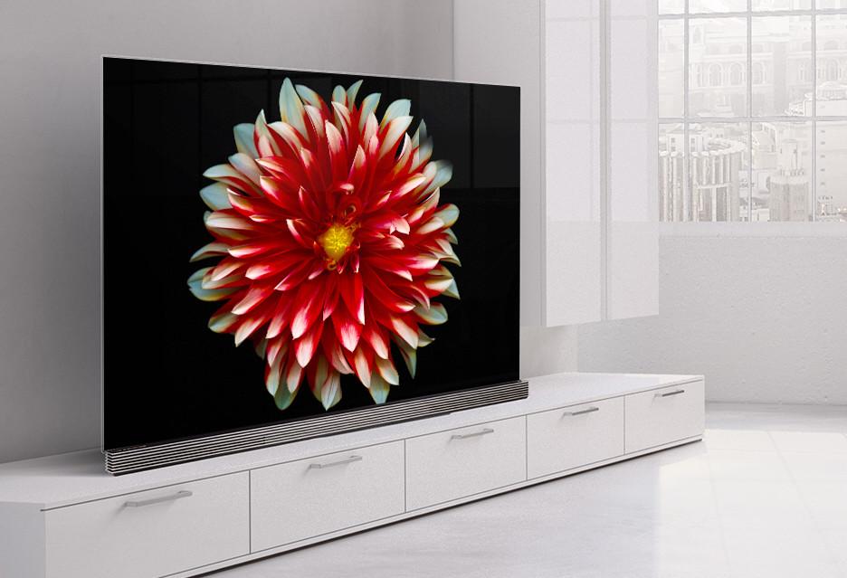 Telewizory OLED - ich znaczenie rośnie powoli, a król jest tylko jeden