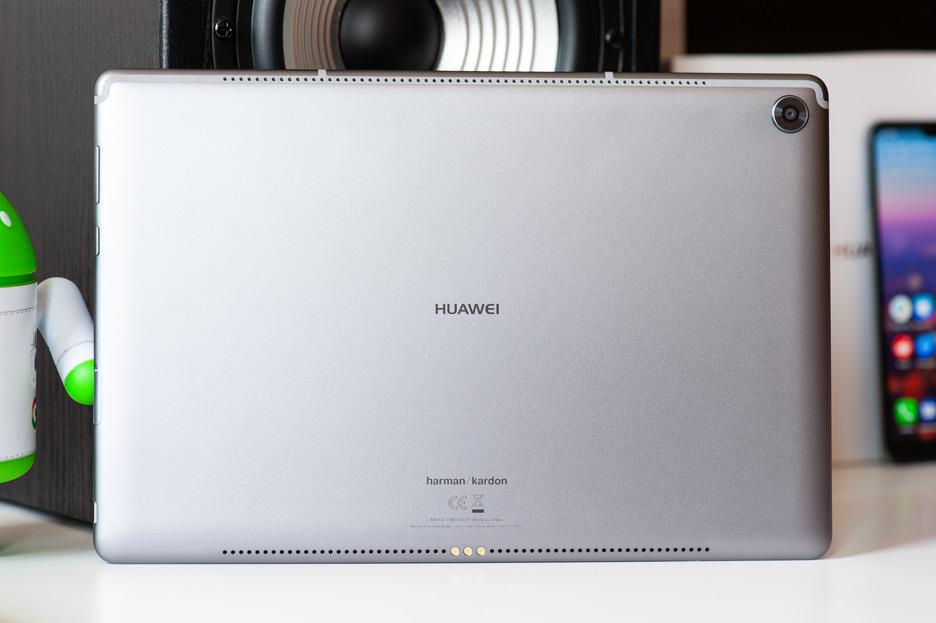 Czy chcesz przetestować Huawei MediaPad M5? Recenzja | zdjęcie 2