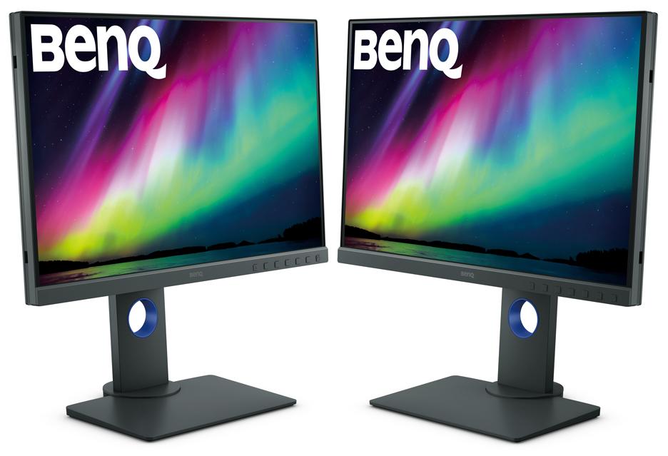 BenQ SW240 - jak tani może być monitor fotograficzny