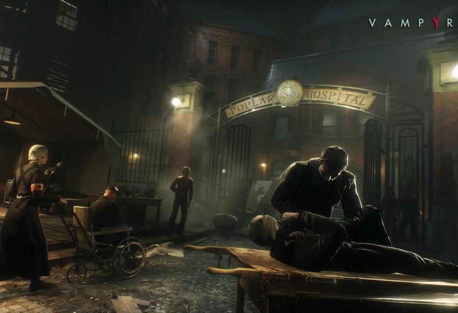 Vampyr coraz bliżej - sprawdźcie wymagania sprzętowe gry [AKT.]