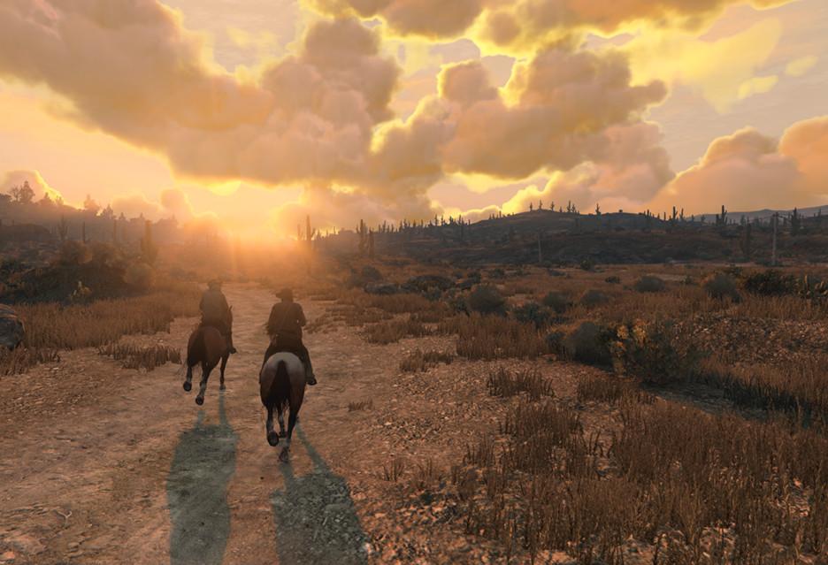 Tak wygląda Red Dead Redemption w 4K na Xbox One X
