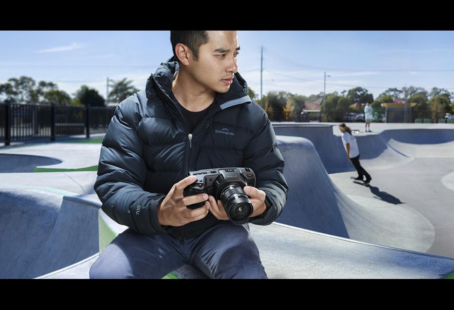Blackmagic Pocket Cinema Camera 4K -