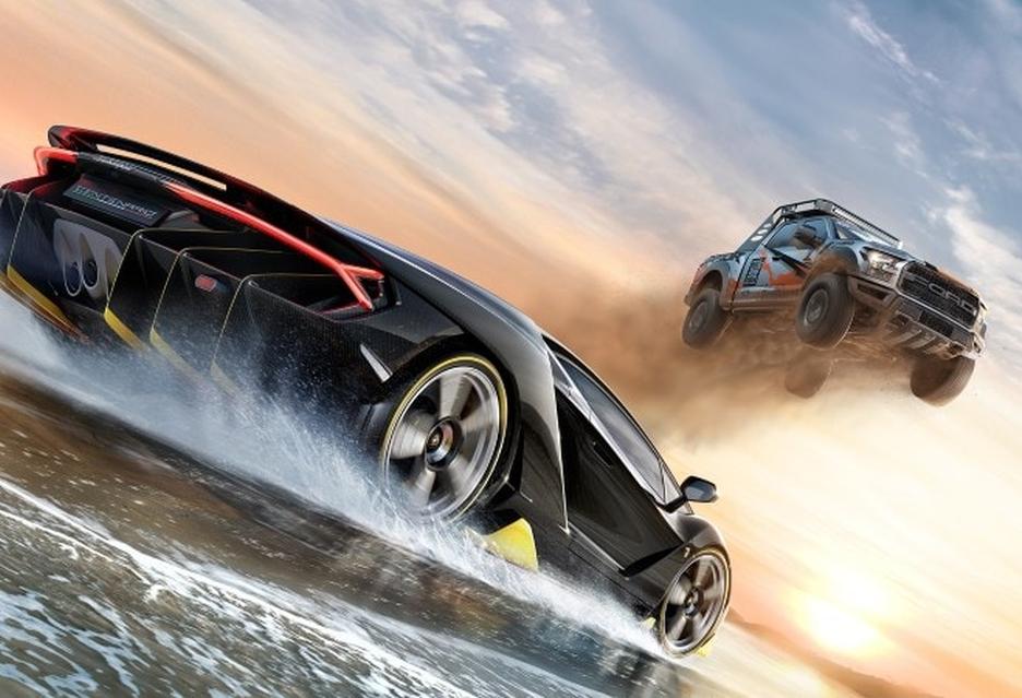 Forza Horizon 4 nadciąga - zapowiedź na E3 2018
