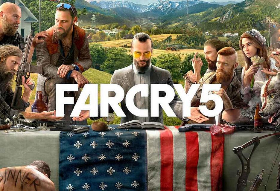 Far Cry 5 i dedykowane sterowniki dla kart Radeon